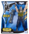"Mattel - Batman The Dark Knight Rises 10"" Bonecrusher Bane Figure"" W7218"