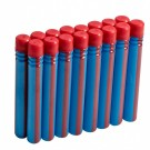 Mattel - BOOMco Extra Darts Pack Blue With Red Stripe BGY60