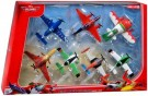 Mattel - Disney Planes Wings Around the Globe Racing 7 Pack BJT24
