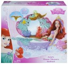 Mattel - Disney Princess Ariel's Flower Shower Bathtub Accessory CDC50