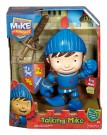 Mattel - Mike the Knight Figure that Speaks BCT51