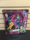 Mattel - Monster High Picnic Casket for 2 Frankie Stein & Jackson Jekyll BHM97