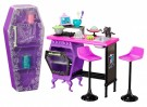 Mattel - Monster High School Accessory Playset Home Ick Classroom BDD82