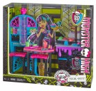 Mattel - Monster High Social Spots Creepateria Set BJR20