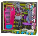 Mattel - Monster High Social Spots Student Lounge Set BJR21