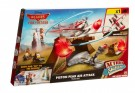 Mattel - Planes Fire and Rescue Piston Peak Air Attack Action Shifters Track Set BFM28