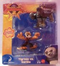 Mattel - Tigress & Gorilla Warrior V7576