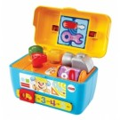 Mattel - Toolbox Puppy Laugh and Learn CGV16