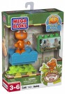 Mega Bloks - Buddy Dinosaur with Trolley 7401