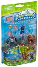 Mega Bloks - Skylanders Champion Figure Pack with Freeze Blade/Bash/Terrafin 95481