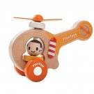 Plan Toys - Helicopter 0568500