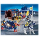 Playmobil 3314 - Knights with King Treasures Transport 3314