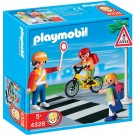 Playmobil 4328 - School Crossing with Kids 4328