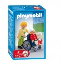 PlayMobil 4407 - Child with Wheelchair 4407