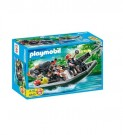 Playmobil 4845 - Treasure Robber's Boat with Cannon 4845