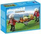 Playmobil 5430 - Mountain Rescuers with Stretcher 5430