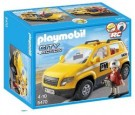 Playmobil 5470 - Site Supervisor`s Vehicle 5470