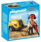 Playmobil 5472 - Construction Worker with Jack Hammer 5472