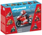 Playmobil 5522 - Sports and Action Super Motorbike 5522