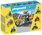 Playmobil 5523 - Sports and Action Road Cruiser Motorbike 5523