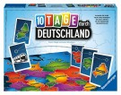 Ravensburger - 10 Days by Germany (German) 265800