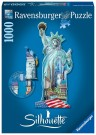 "Ravensburger - 1000 pc Jigsaw Puzzle ""Statue of Liberty"" 16151"