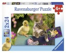 Ravensburger - Brum Puzzle 2 In A Box 09087