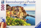 Ravensburger - Colorful Italy 500 Parts 13602