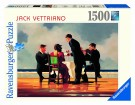 Ravensburger - Jack Vettriano Elegy For A Dead Admiral Puzzle 1500 Piece 16385