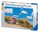 Ravensburger - Solitary Beach Chair On The Dune 14208