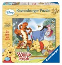 Ravensburger - Winnie The Pooh Wooden Puzzle 30 Parts 03919