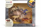 Schleich - Mini Dinosaurs with Lava Field Puzzle 42212