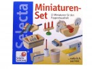 Selecta - Miniature Set Household Accessories 4201