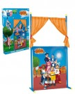 Simba - Lazy Town puppet theater 104588829003