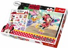 LEGLER 100-piece Minnie Mouse puzzle 7849