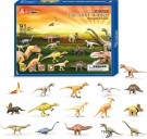 LEGLER 3D Puzzle Dinosaur, set of 16 9042