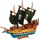 LEGLER 3D Puzzle Pirate Ship 1404