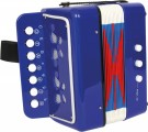 "LEGLER Accordion ""Blue"" 3318"