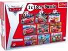 "LEGLER Cars ""Story Puzzle 3 in 1"" 3483"