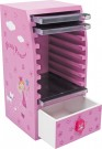 "LEGLER CD Cupboard ""Beauty Princess"" 5355"