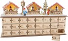 LEGLER Christmas market Advent calendar 1290