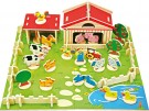 "LEGLER Construction Kit ""Farm"" 3489"