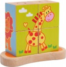 "LEGLER Cube Puzzle  ""Animals"" 3362"