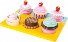 LEGLER Cupcakes and cakes cutting set 10149