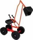 LEGLER Digger with Wheels 4628