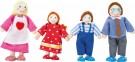 "LEGLER ""Family"" bendy dolls 10320"