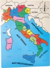 LEGLER Italy geography puzzle 10192
