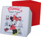 "LEGLER ""Minnie Mouse"" Sitting Stool 9198"