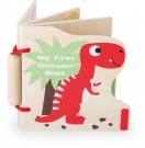 "LEGLER ""My first dinosaurs"" wooden book 10107"