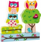 "LEGLER ""Owl forest"" puzzle game 10159"